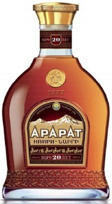 Armenian 20 Year Old Ararat Brandy